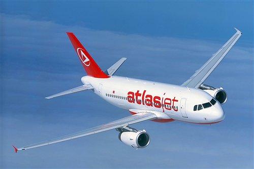 Новая авиакомпания Atlasjet приходит в Украину